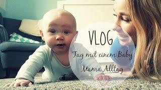 VLOG   Mama Alltag mit Baby   Miss Linsy