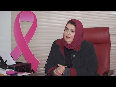 Aid for women cancer patients, some denied care outside Gaza, 2017