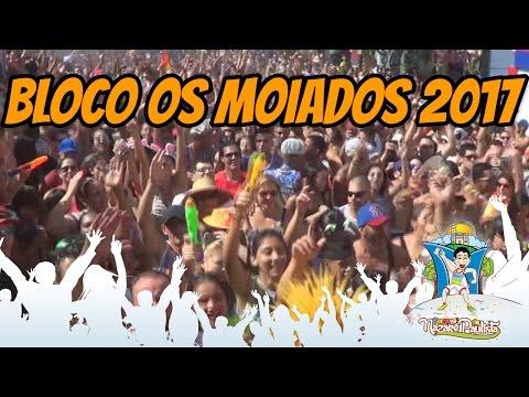 Bloco Os Moiados 2017 - Carnaval de Nazaré Paulista