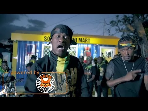 Charly Black Ft. Buck 1 Attention Seeka/Turrrble [Official Music Video HD]