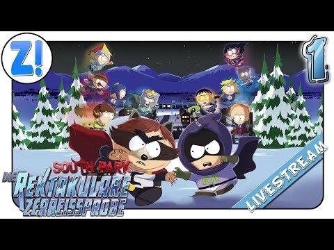 South Park - Die rektakuläre Zerreißprobe: Der König ist zurück! #01 | Let's Play [DEUTSCH]
