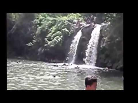 Bunga Falls, Nagcarlan, Laguna