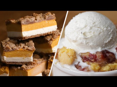 The Ultimate Holiday Dessert Spread • Tasty