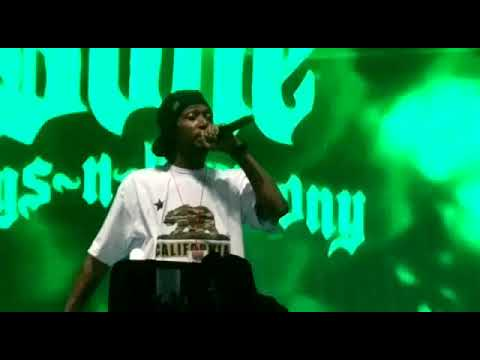Bone Thugs-n-Harmony Live in Manila 2014