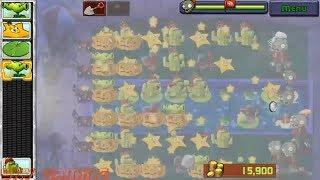 FOG Level 9 - 10 ! Plants VS Zombies !!