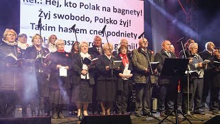 Wieczór patriotyczny w Ostrołęce
