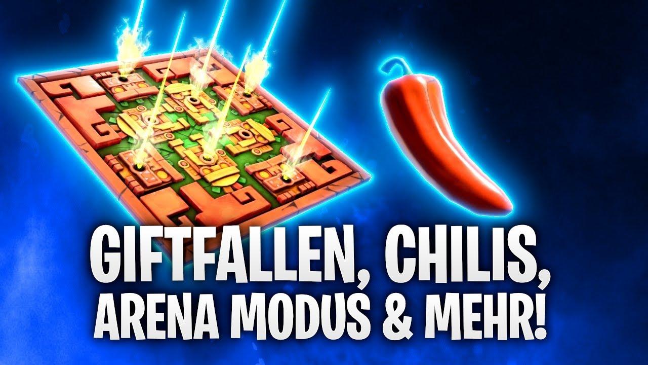 Fortnite Arena Modus