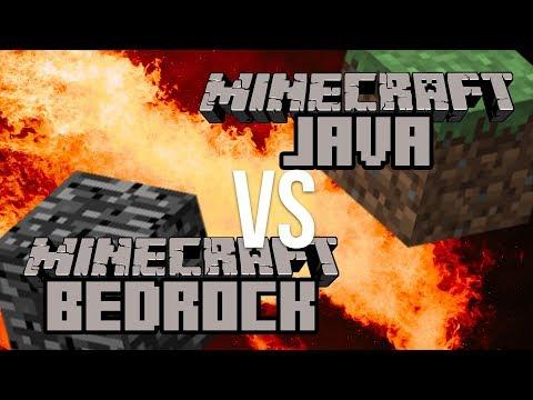 Minecraft Java vs Bedrock Edition: Whats Different??