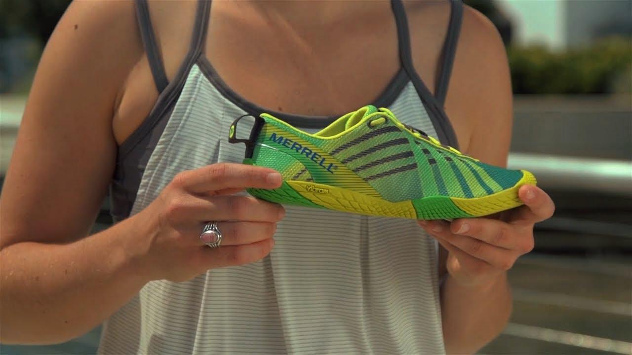 barefoot run vapor glove