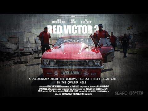 (Full 50 min Film) The World's Fastest Street Legal Car - Red Victor 3