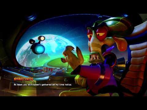 Crash Team Racing (Nitro-Fueled) - Oxide (Hard Mode, W/Cutscenes)