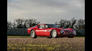 Alfa Romeo Giulia TZ2 Replica