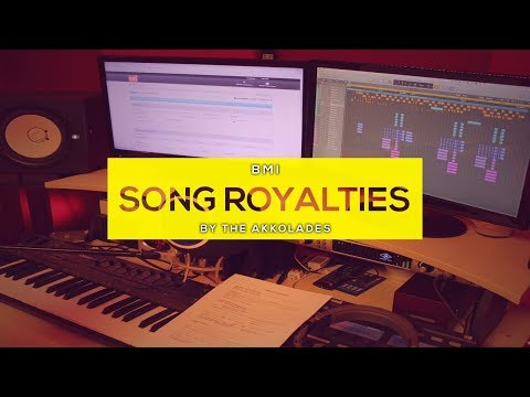 Music Royalties   BMI   ASCAP   SESAC   Music Business   Songwriters   Music Producers   Publishing