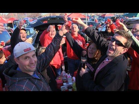 Tailgate Fan: Rutgers University