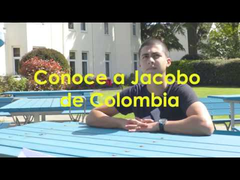 Conoce a Jacobo de Colombia - Anglo-Continental
