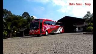 Celebes Bus - A Journey Through Celebes Highlands ( Makassar - Toraja )