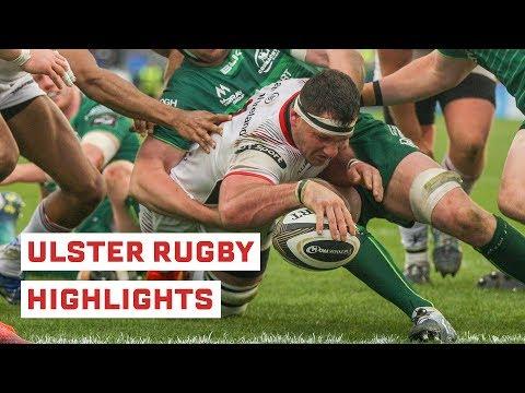 Highlights | Ulster v Connacht