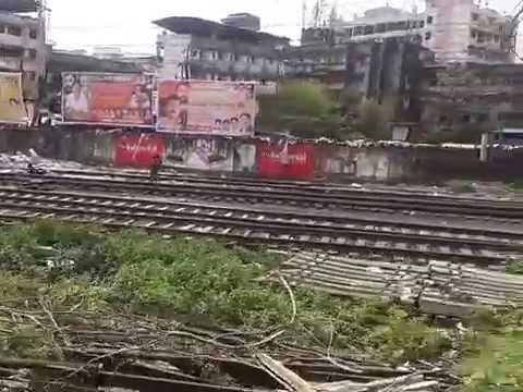 Kalyan Junction to LTT Railway Station Journey Mumbai