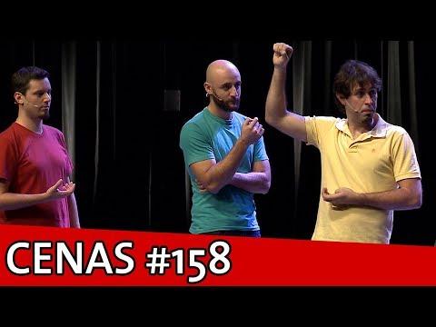 IMPROVÁVEL - CENAS IMPROVÁVEIS #158