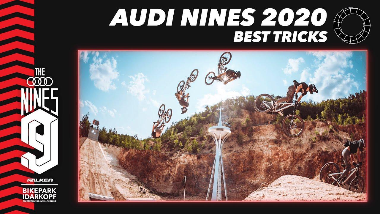 BEST TRICKS! - Audi Nines'20