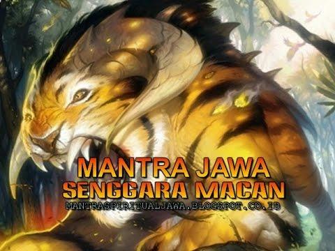 MANTRA JAWA SENGGARA MACAN