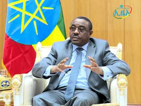 His excellency Prime minister Hailemariam Desalegn's interview with the Ethiopian News Agency.