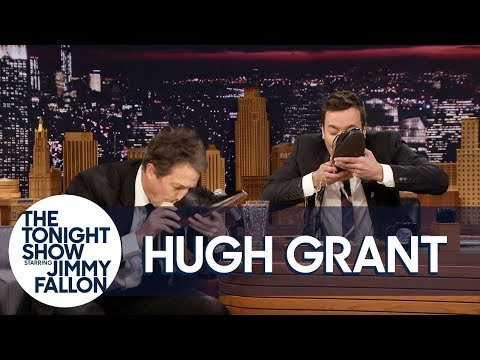 Download Youtube: Hugh Grant and Jimmy Chug a