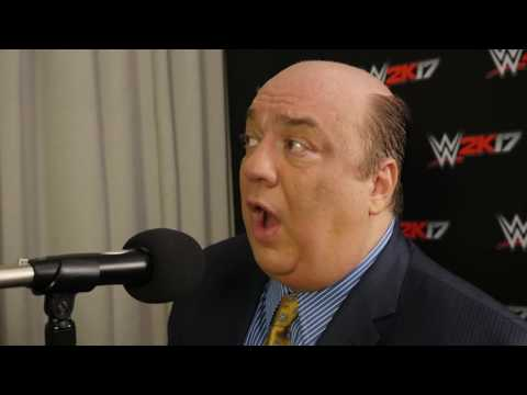 Paul Heyman Interview: On Brock Lesnar, Randy Orton, Roman Reigns & WWE 2K17