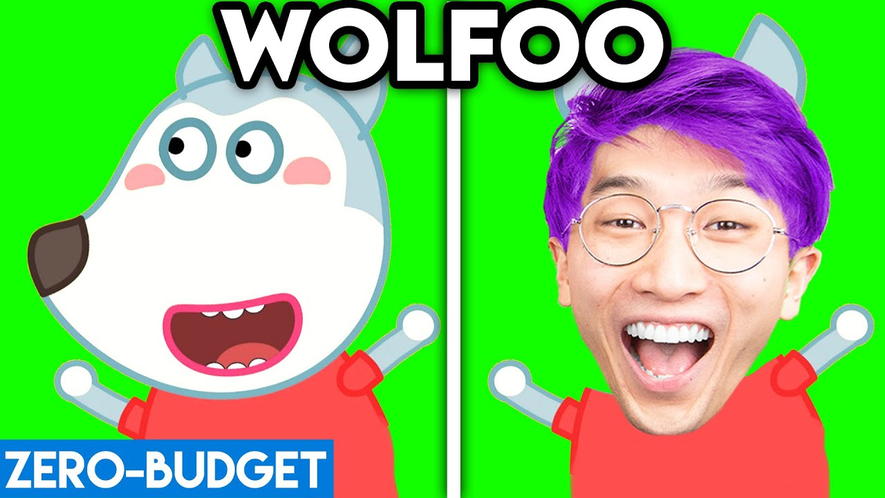 Download WOLFOO WITH ZERO BUDGET! (WOLFOO FUNNY ANIMATED PARODY By LANKYBOX!)