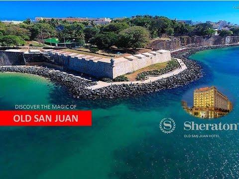 Sheraton Old San Juan Hotel 2017, Puerto Rico