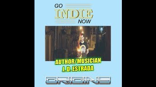 Origins S1 E10 Author JD Estrada