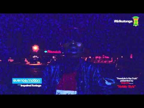 Noble Stylz Freestyle in the Dark. Presented by Mcpotar