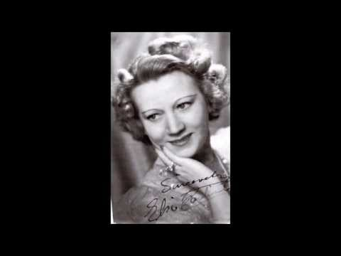 """You're in My Arms"" - Elsie Carlisle (1941)"