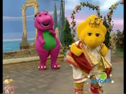 Barney & Friends: Sweeter Than Candy: Greece (Season 13, Episode 5)