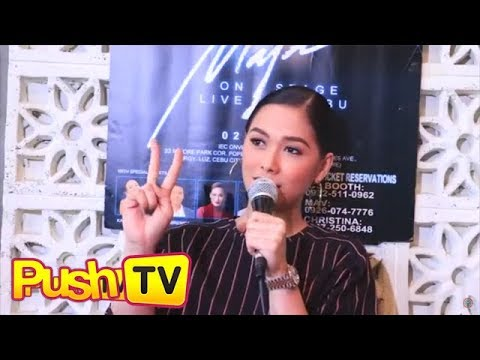 Push TV: What can fans expect from Maja Salvador's upcoming concert?