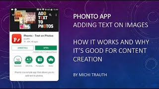 How to add text on images fast? Use Phonto App screenshot 4