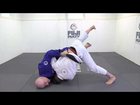 The Role of Your Two Legs in Hook Sweeps by John Danaher