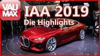 IAA Highlights 2019 | VW | AUDI | Porsche | BMW | SEAT | SKODA | Mercedes-Benz