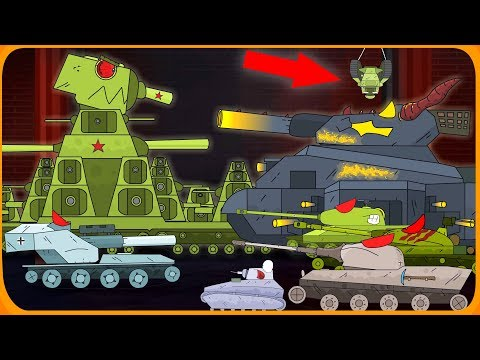 Секрет монстра Мультики про танки