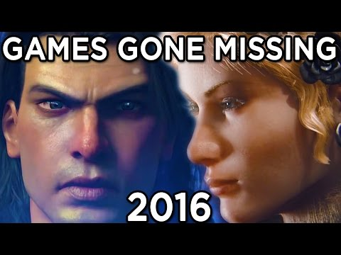 Games Gone Missing 2016 – Where are they Now?
