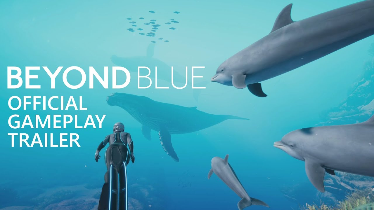 Beyond Blue - Gameplay Trailer + Release Date Announcement