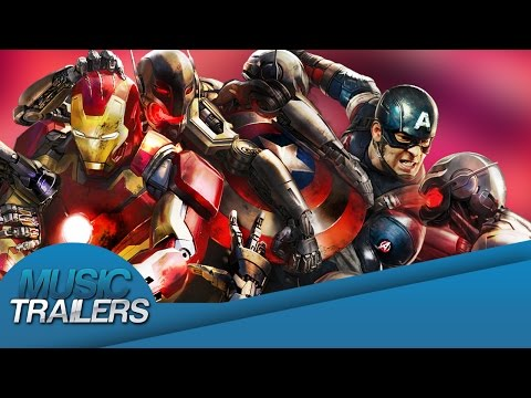 Music - Trailers - Avengers: Age of Ultron - i've got no strings - Music - Comic-Con - HD