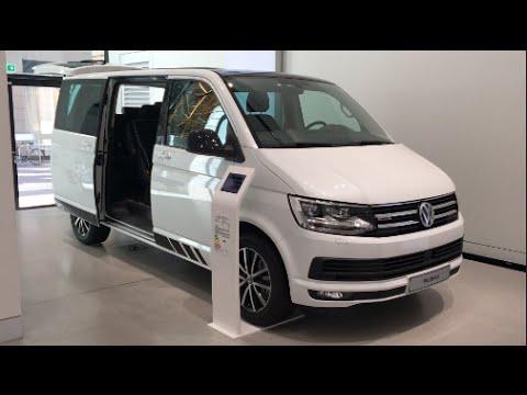 Volkswagen Multivan - Edition 30 2016 In detail review walkaround Interior Exterior