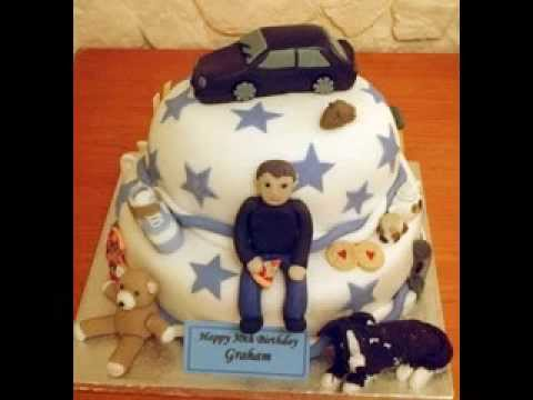 cool cake ideas for men