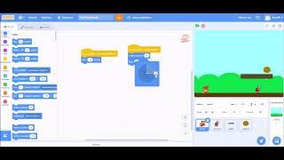 Scratch 2 - Hahmojen liikkuminen
