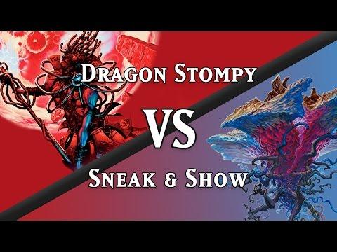 Dragon Stompy vs. Sneak & Show (Legacy)