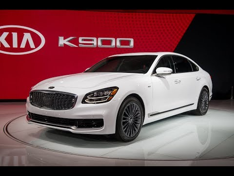 2019 Kia K900 Review Ratings Specs Prices And Photos The Car