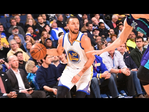 Stephen Curry ON FIRE with 11 3-Pointers!!! | 02.01.2017
