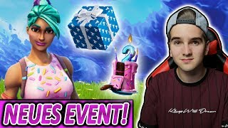 NEUES GEBURTSTAGS EVENT IN FORTNITE 🎂🔥  | NEUE STURM SNIPER ⚡ | Fortnite Battle Royale