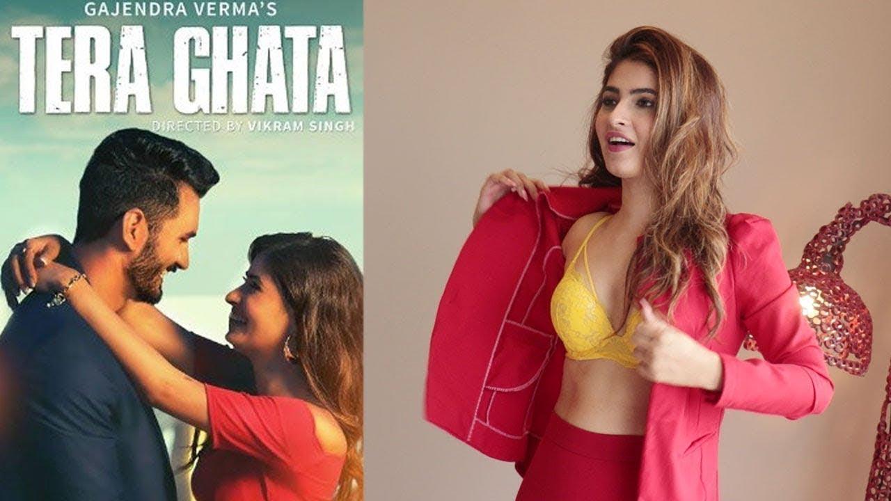 Get Musicallys News Hour India Isme Tera Ghata Actress Karishma Sharma Photoshoot Gajendra Verma